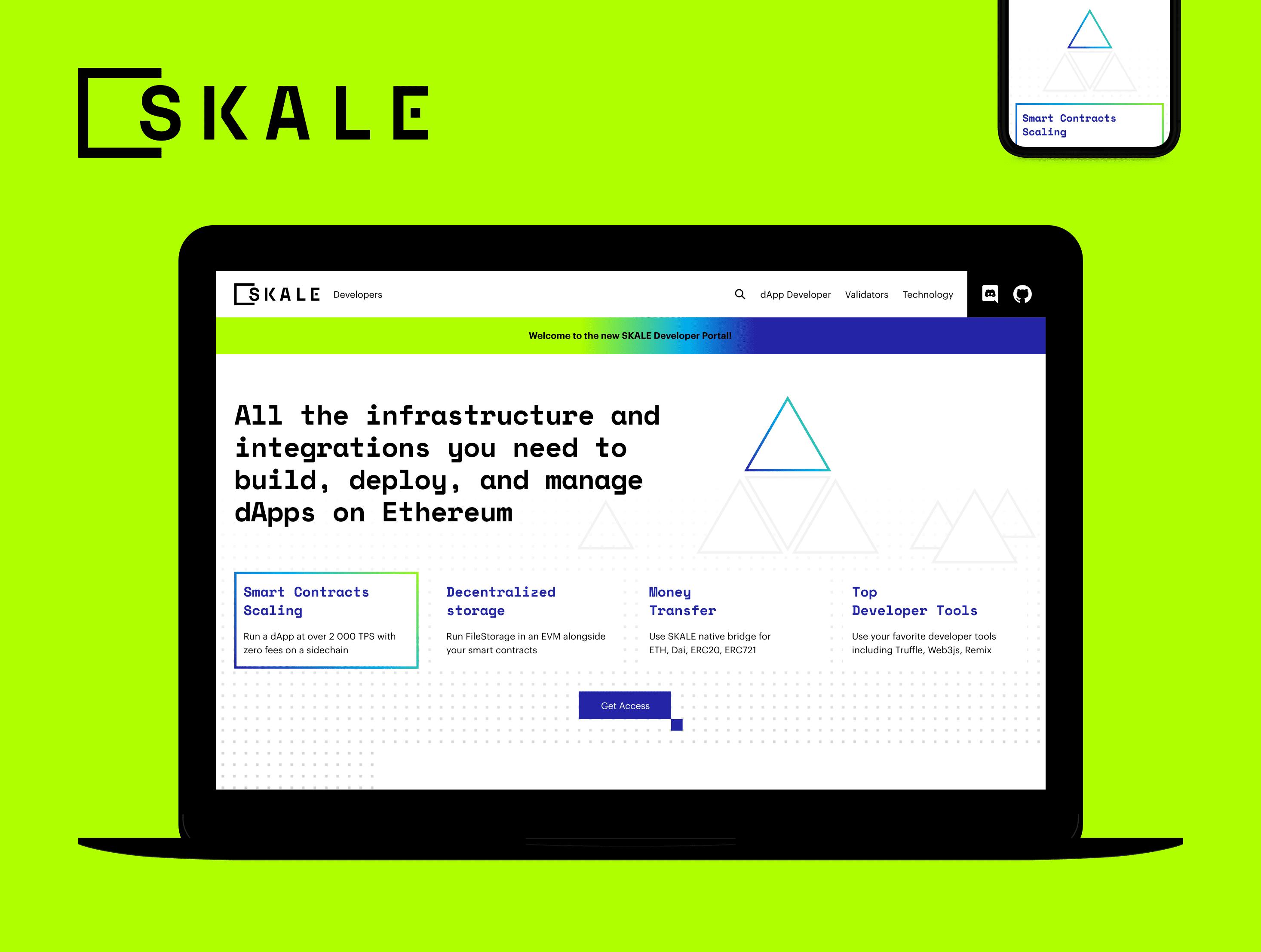 SKALE labs developers