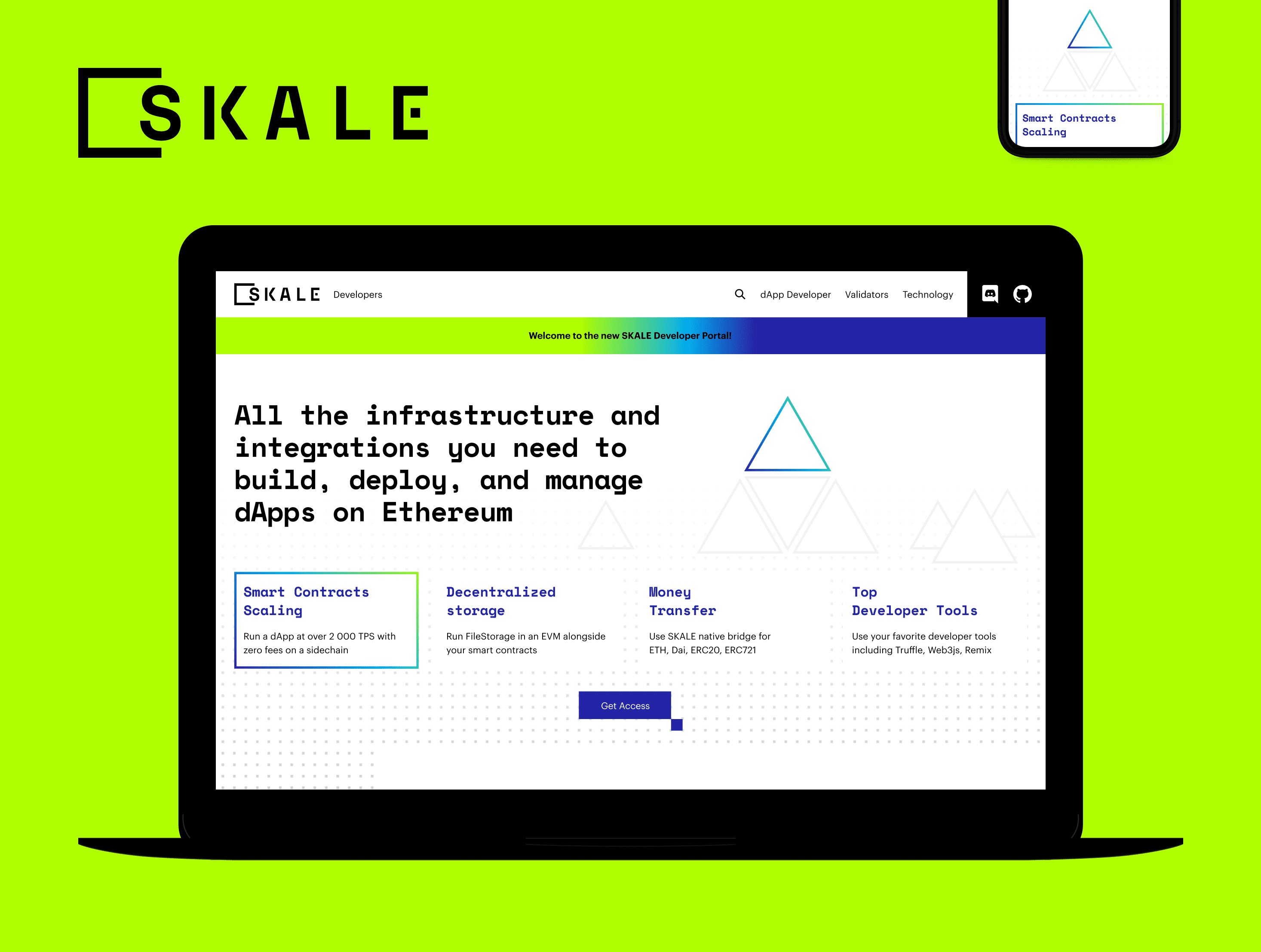 SKALE labs developers